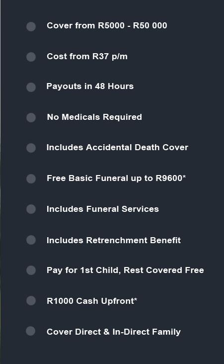 AVBOB Funeral Plan - Compare